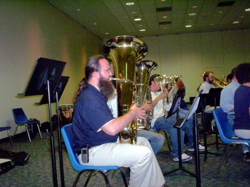 Tubas and Baritones - 09 Jul 2005