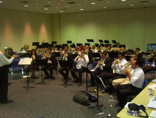 Trumpets and Trombones - 12 Jul 2005
